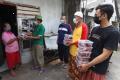 Pembagian Daging Qurban Secara Door To Door