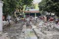 Pembangunan Pasar Johar dan Alun Alun Semarang