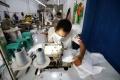 Pembuatan Alat Pelindung Diri (APD) Tenaga Medis