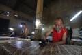 Pembuatan Sarung Batik di La Gurda Serengan Solo