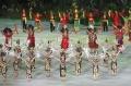 Pembukaan Asian Game ke 18 di Gelora Bung Karno