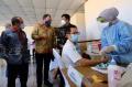 Pembukaan Sentra Vaksinasi COVID-19 AAUI di Lakespra Saryanto