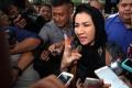Pemeriksaan Perdana Rita Widyasari di KPK