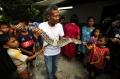 Warga Tangkap Buaya Liar di Medan