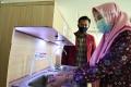 Pencuci Tangan Otomatis Inovasi Mahasiswa UM Surabaya