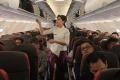 Penerbangan Perdana Batik Air Menuju Jakarta