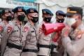 Pengamanan Malam Takbiran di Ibukota Jakarta