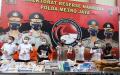 Pengungkapan Narkoba Jaringan Internasional di PMJ