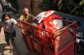 Penyaluran Bantuan Sosial Non Tunai DKI Jakarta