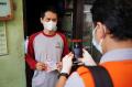 Penyaluran Bantuan Sosial Tunai PPKM Darurat
