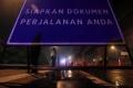Penyekatan Kendaraan Pemudik di Tol Jakarta-Cikampek