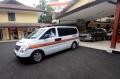 Penyerahan Jenazah Korban Jatuhnya Pesawat Sriwijaya Air SJ 182