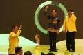 Jokowi Hadiri Peringatan HUT ke-55 Partai Golkar