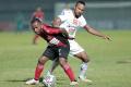 Persija Jakarta VS Persipura Jayapura Imbang Tanpa Gol