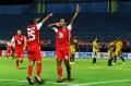 Piala Menpora: Persija Jakarta Tekuk Bhayangkara Solo FC 2-1