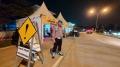 Pos Check Point Larangan Mudik 2021 di Kota Depok