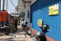 PPKM Darurat Sejumlah Kios Oleh-oleh Pandanaran Semarang Tutup