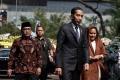 Presiden Jokowi dan Ibu Iriana Melayat ke Rumah Duka BJ Habibie
