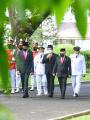 Presiden Jokowi Lantik Gubernur dan Wakil Gubernur Kalteng