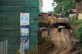 Proyek Kereta Cepat Jakarta-Bandung di Kecamatan Ngamprah
