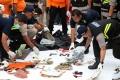 Puing Pesawat Lion Air dan Barang Yang Ditemukan