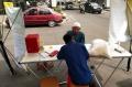 PZU Persis Hadirkan Layanan Drive Thru Zakat Fitrah Bagi Muzakki