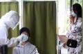Rapid Test Antigen Covid-19 di Stasiun Manggarai