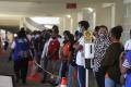 Registrasi Ulang Para Relawan PON XX Papua 2021
