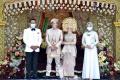 Ridwan Kamil dan Istri Hadiri Acara Ngunduh Mantu Lesty dan Billar