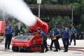 Begini Tampilan Robot Damkar DKI Jakarta