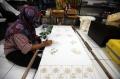 Rumah Batik Palbatu Kembali Produksi untuk Tetap Bertahan
