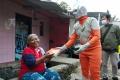 Rumah Zakat Ajak Ultraiman Bagikan 100 Paket Buka Puasa
