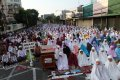 Salat Idul Adha 1437 H Di Jalan Jatinegara