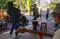 Satpol PP Kota Bandung Patroli Senyum Edukasi 3M/5M
