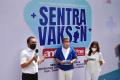 Sentra Vaksin ANTV Dan TV One