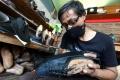 Sepatu Ceker Ayam dari Bandung Tembus Mancanegara