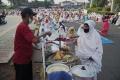 Sholat Idul Fitri Di Masjid Raya Al Arif Pasar Senen