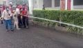 Simulasi Evakuasi Kebakaran di Tangcity Mal