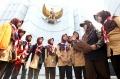 Siswa MTS Zakaria Ikuti Jelajah Medan Kota Bandung