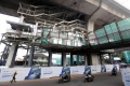 SkyBridge Halte TransJakarta CSW dan Stasiun MRT ASEAN