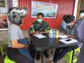Strategi Jitu Aparat TNI Di Mimika Gencarkan Serbuan Vaksinasi