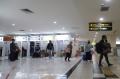 Suasana Terminal Pulo Gebang pada H-1 Larangan Mudik