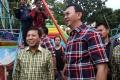Syukuran Jakarta Dukung Ahok Djarot