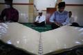 Tadarusan Penyandang Tunanetra di Malang