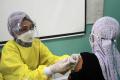Target Vaksinasi Covid-19 di Indonesia