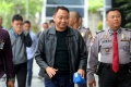 Terjaring OTT Bupati Lampung Utara Agung Ilmu Mangkunegara Tiba di KPK
