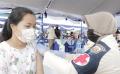 TNI AL Gelar Vaksinasi Dosis Pertama di  Jawa Tengah