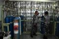TNI AL Siapkan KRI dr Soeharso-990 Sebagai Depo IsiUlang Oksigen