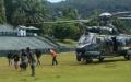 TNI Berhasil Evakuasi Nakes Korban Kekejaman KST di Distrik Kiwirok