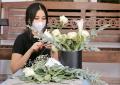 Toko Bunga Georgia Florist Berinovasi di Tengah Pandemi